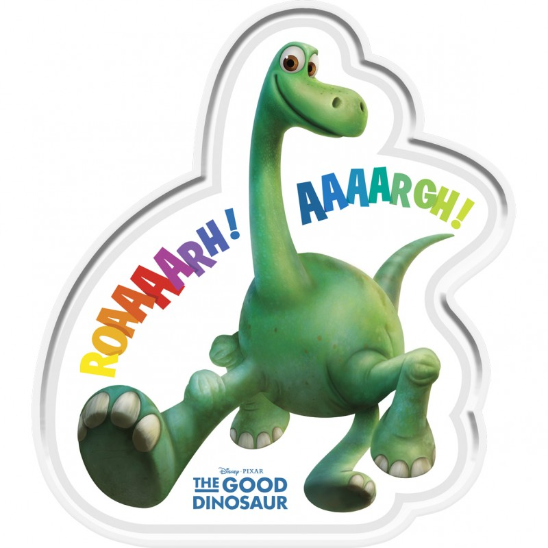 Farfurie melamina Lulabi, model dinozaur, 6 luni+ 2021 shopu.ro
