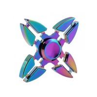 Fidget spinner metalic Esperanza ETF109, Multicolor