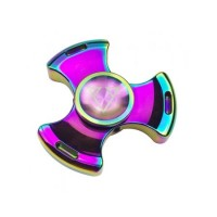 Fidget spinner metalic Esperanza ETF104, Multicolor