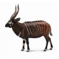Figurina Antilopa Bongo XL Collecta, 12.2 x 11.2 cm