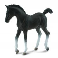 Figurina Armasar Tennessee Black M Collecta, 9.5 x 8 cm