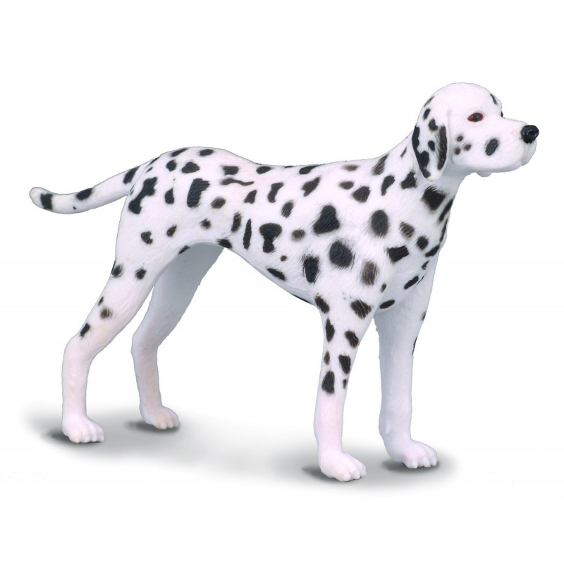 Figurina Dalmatian Collecta, 8 cm x 6 cm, 3 ani + 2021 shopu.ro