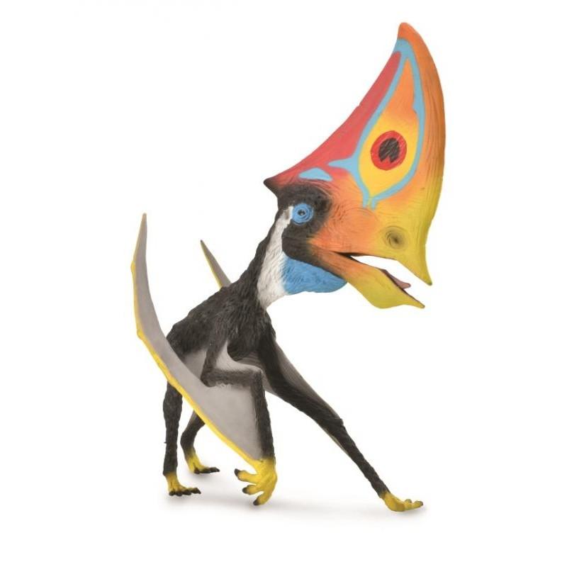 Figurina dinozaur Caiuajara Collecta, plastic cauciucat, 3 ani+