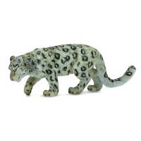 Figurina Leopard de Zapada  XL Collecta, 12.5 x 4 cm
