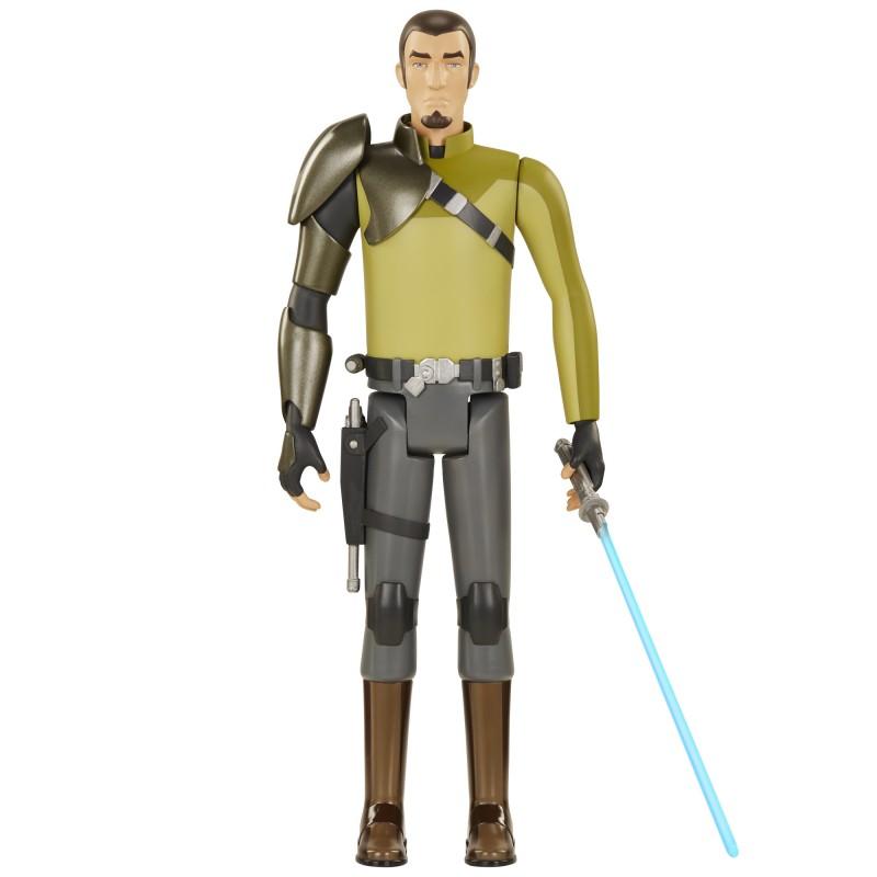 Figurina SW Rebelii Kanan Jarrus, 45 cm, 3 ani+