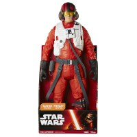 Figurina SW VII Fighter Pilot, 45 cm, 3 ani+
