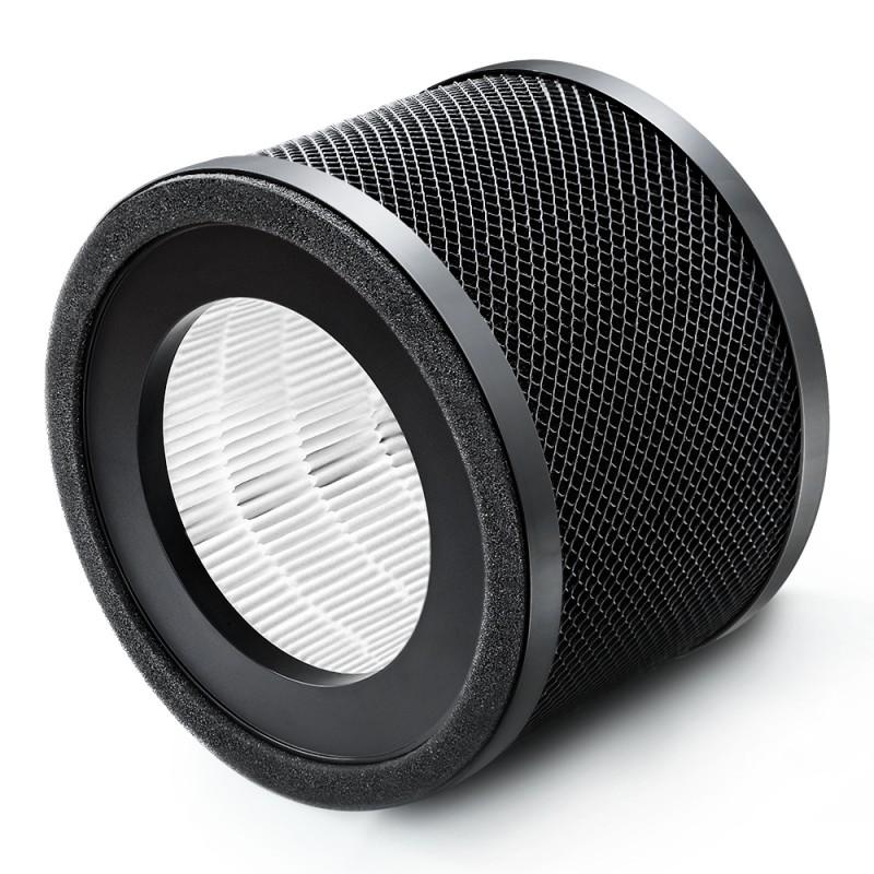 Filtru Hepa 3 in 1 pentru purificator TaoTronics TT-AP00, filtru HEPA 2021 shopu.ro