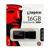 Flash Drive USB 3.0 DT100G3 Kingston, 16 GB