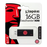 Memorie Flash Drive Kingston DT106, 16 GB, USB 3.0