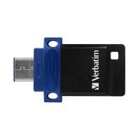 Flash drive OTG Verbatim, 16 GB, USB 3.0 si tip C