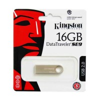 Flash Drive SE9 Silver Kingston, 16 GB