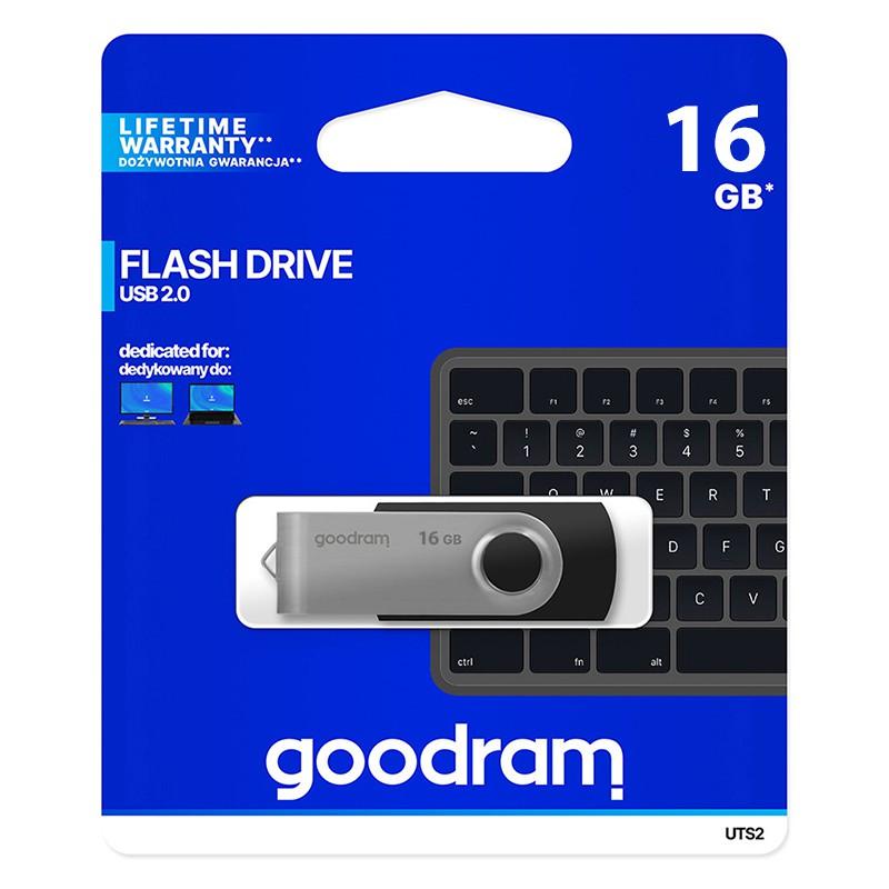 Memorie flash drive Goodram, 162 GB, USB 2.0 2021 shopu.ro