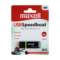 Flash Drive Maxell Speedboat, 32 GB, USB 2.0