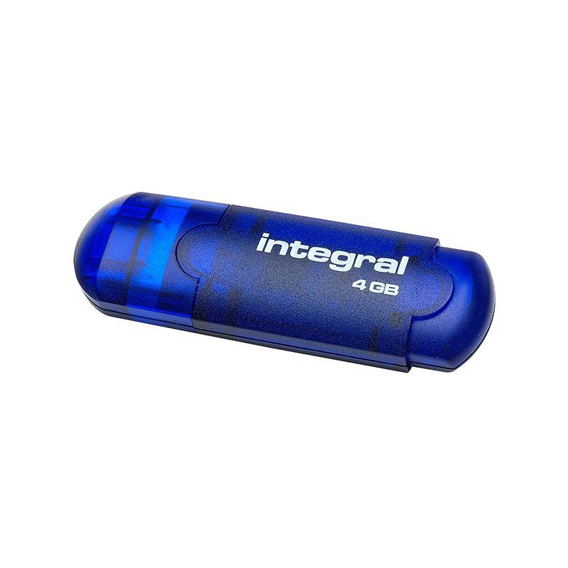 Memorie flash Evo Integral, 4 GB, USB 2.0 2021 shopu.ro