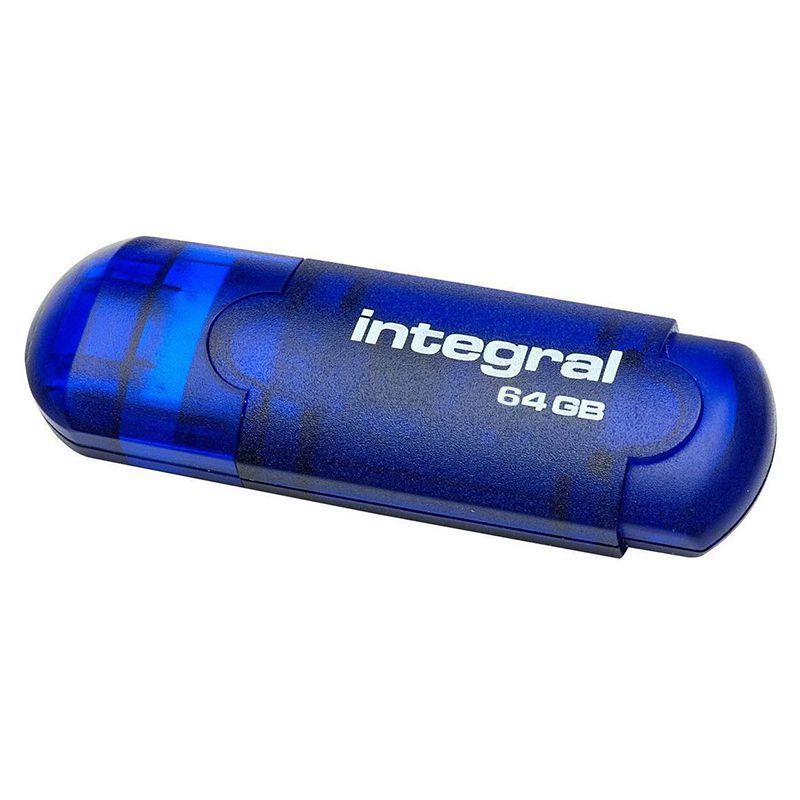 Memorie flash drive Evo Integral, 64 GB, USB 2021 shopu.ro