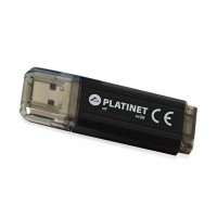 Flash drive Plaltinet, capacitate 64 GB, USB 2.0 V-Depo