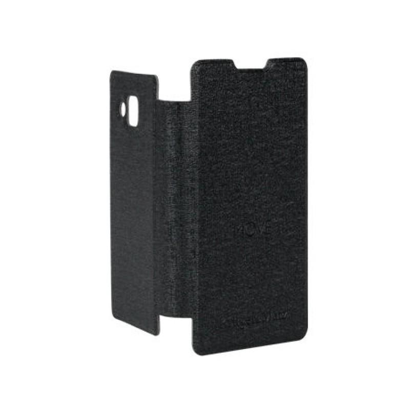 Husa Flip Cover telefon Kruger & Matz Mist, Negru 2021 shopu.ro