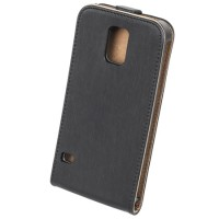 Husa Flip Cover telefon Samsung Galaxy Note 3, Negru