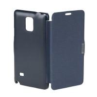 Husa Flip Cover telefon Samsung Galaxy Note 4, Negru