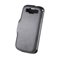 Husa Flip Cover telefon Samsung Galaxy S3, Negru