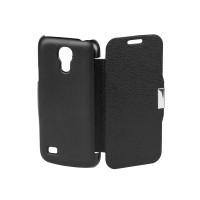 Husa Flip Cover telefon Samsung Galaxy S4 Mini, Negru