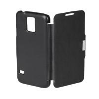 Husa Flip Cover telefon Samsung Galaxy S5, Negru