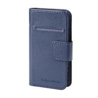 Husa Flip Cover universala pentru telefoane Kruger&Matz, Albastru