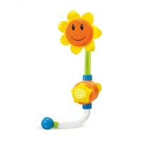Jucarie pentru baie, model floarea soarelui
