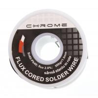 Fludor Chrome, 500 gr, diametru 1 mm