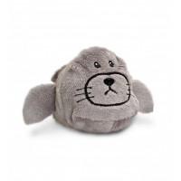 Foca de plus Bobballs Keel Toys, 10 cm, Gri