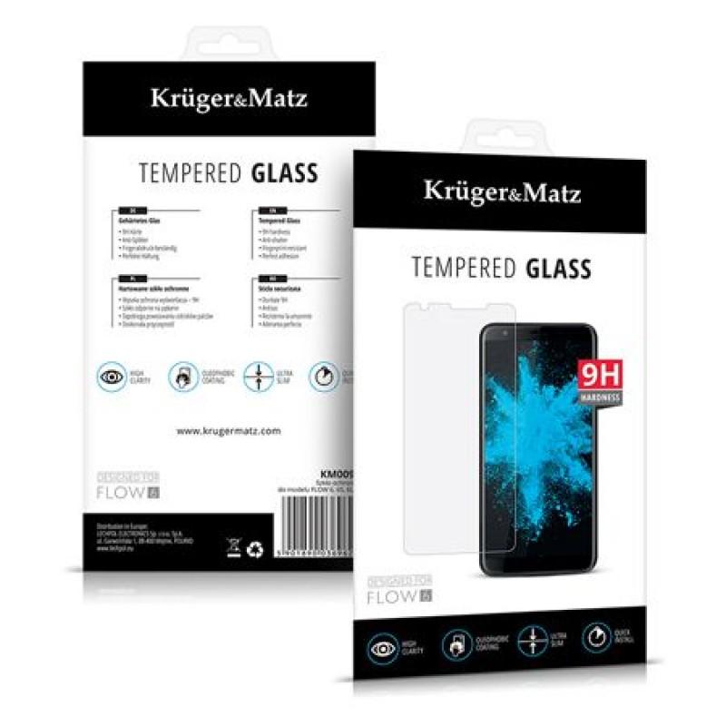 Folie sticla Flow 6 / 6S / 6 Lite, duritate 9 H 2021 shopu.ro