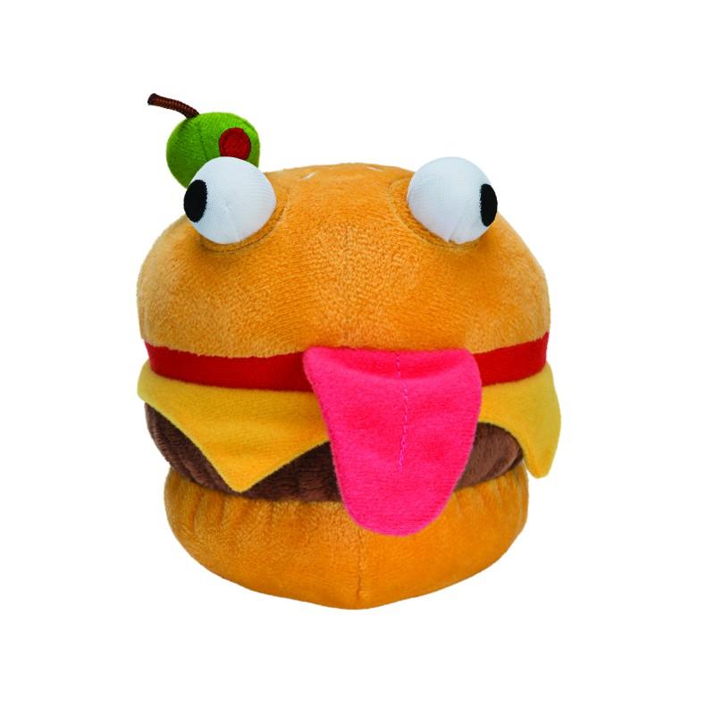Jucarie de plus Fortnite Durr Burger Plush, 18 cm, 3 ani+ 2021 shopu.ro