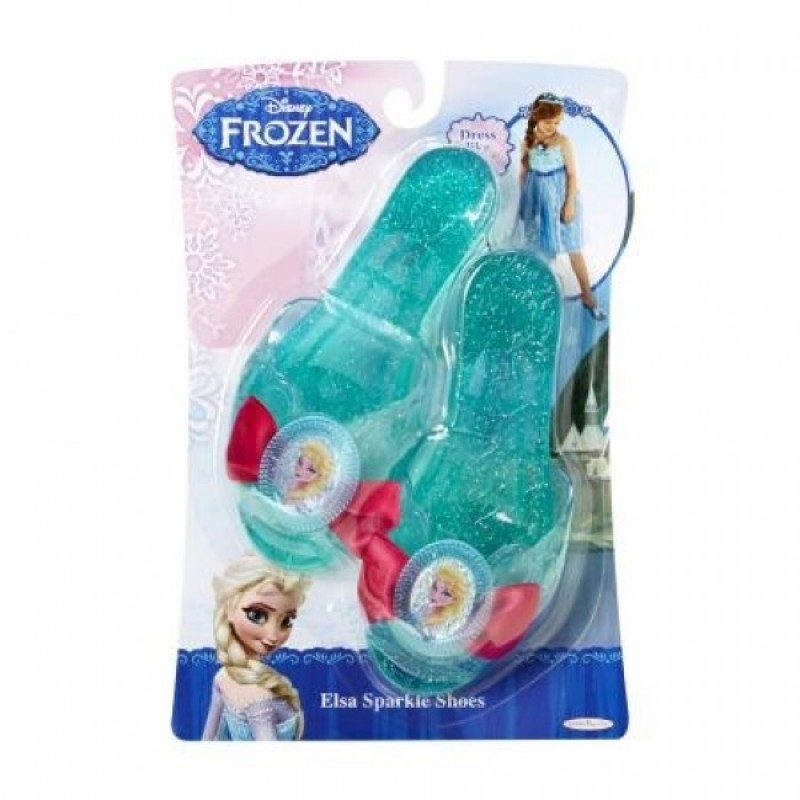 Papuci pentru fetite Frozen, 17 cm, 3 ani+ 2021 shopu.ro