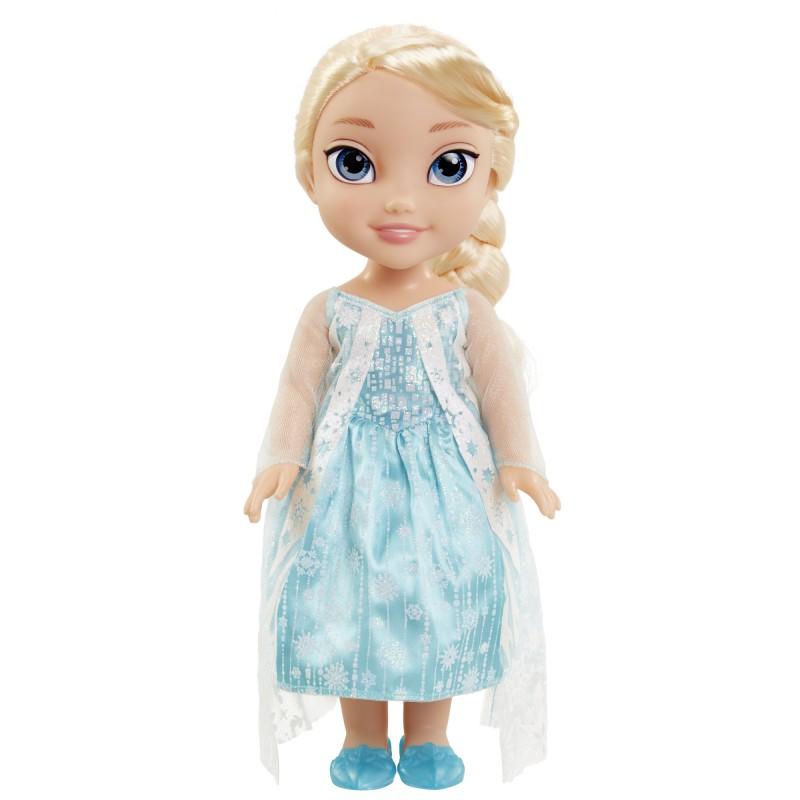 Papusa Frozen Toddler Elsa, 20 x 12 cm, 3 ani+ 2021 shopu.ro