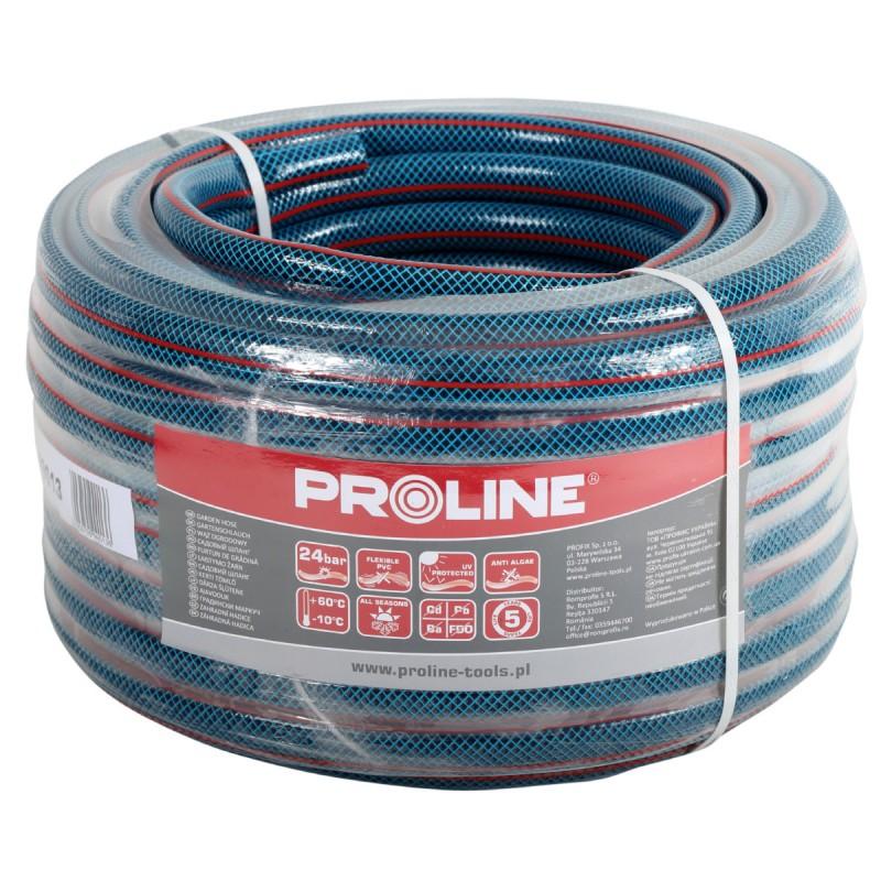 Furtun de apa Proline, 4 straturi, 3/4 inch, lungime 20 m 2021 shopu.ro