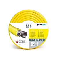 Furtun apa Cellfast Plus, 3/4 inch, 25 m, galben
