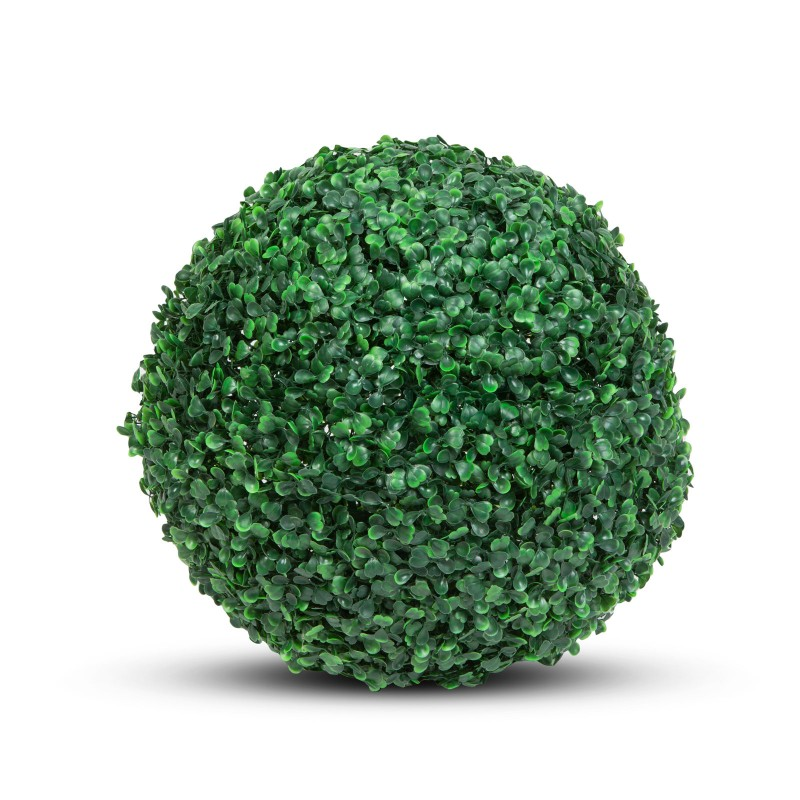 Cimisir decorativ Garden of Eden, 48 cm, protectie UV, Verde shopu.ro