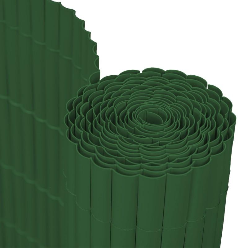 Stuf artificial pentru ecranare Garden of Eden, 2 x 3 m, PVC, 900 g/m2, Verde shopu.ro