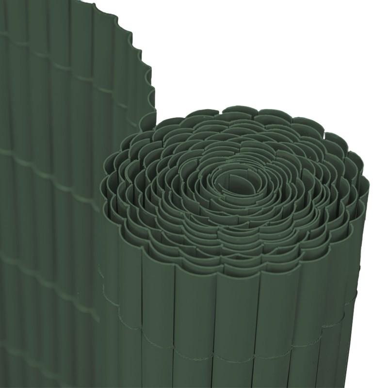 Garden of Eden trestie artificiala ecranare, 2 x 3 m, protectie UV, rezistenta interperii, Verde inchis shopu.ro