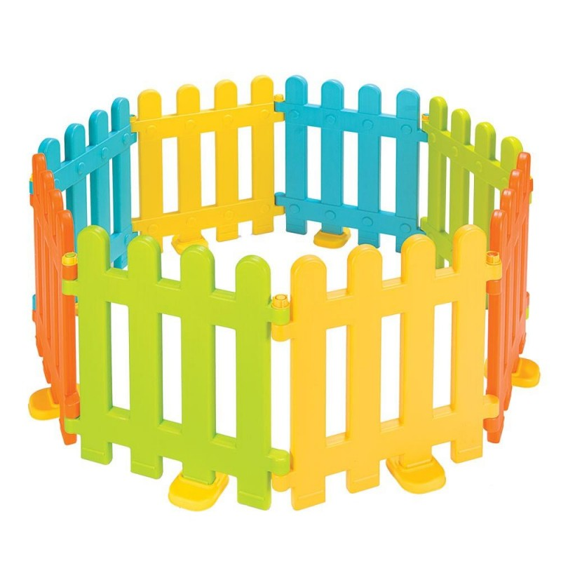 Gardulet de plastic, 8 piese, 55.5 x 102 x 102 cm 2021 shopu.ro