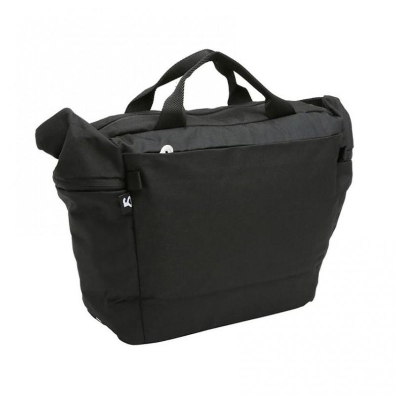 Geanta Doona All Day, material impermeabil, negru 2021 shopu.ro