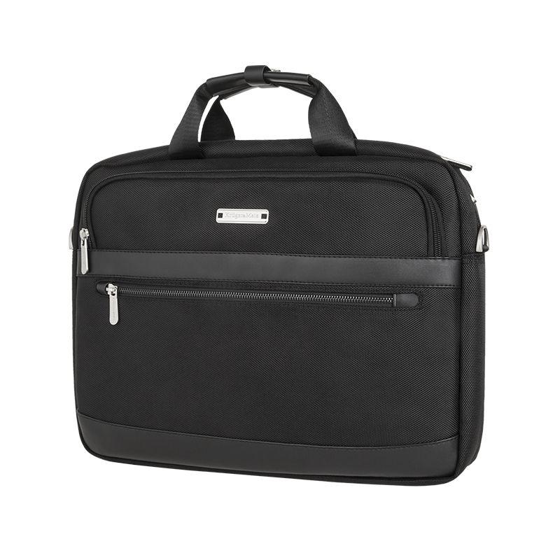Geanta pentru laptop Kruger & Matz, 14 inch, Negru 2021 shopu.ro
