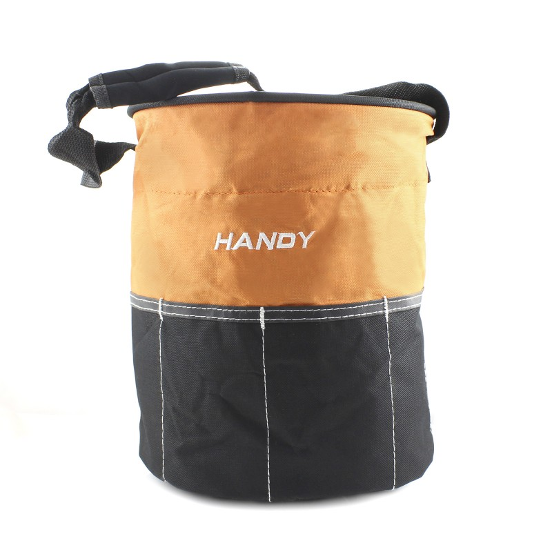 Genata scule Handy, 25 cm, poliester, model cilindric 2021 shopu.ro