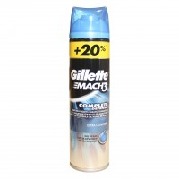 Gel de ras Gillette Mach3, 240 ml