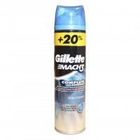 Gel de ras Gillette Mach3, 240 ml