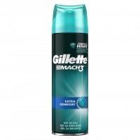 Gel de ras Gillette Mach3 Extra Comfort, 200 ml