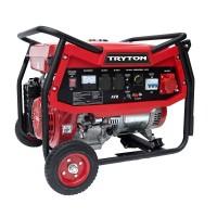 Generator electric mobil Tryton, 5 KW, 12/230/400 V, 25 l, manere pliabile