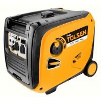 Generator tip invertor digital Tolsen, 3800 W, 233 CC, 6 l, motor 4 timpi