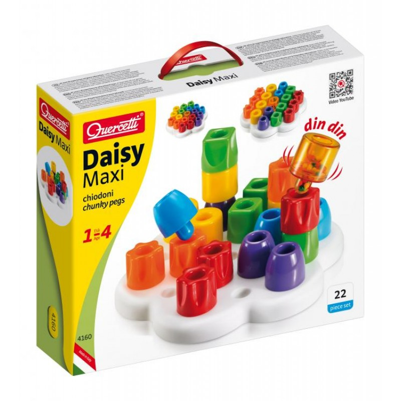 Geokid Daisy Maxi Quercetti, 1 an+ 2021 shopu.ro