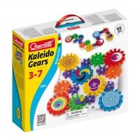 Jucarie interactiva Georello Kaleido Gears Quercetti, 3 ani+